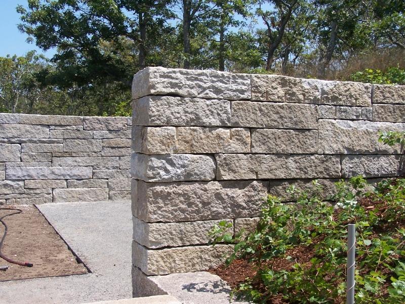 Davidson-Granite-Wall