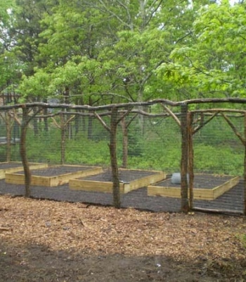 Softscape Garden Enclosures